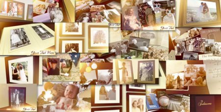 Videohive - Family Photo Album Slideshow 679987 - After Effects Project