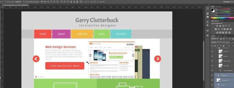 Как создать красивый дизайн сайта